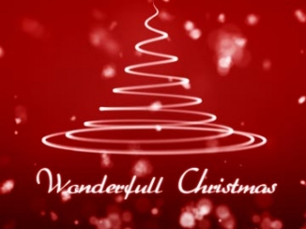 Wonderfull Christmas <p>AE template</p>